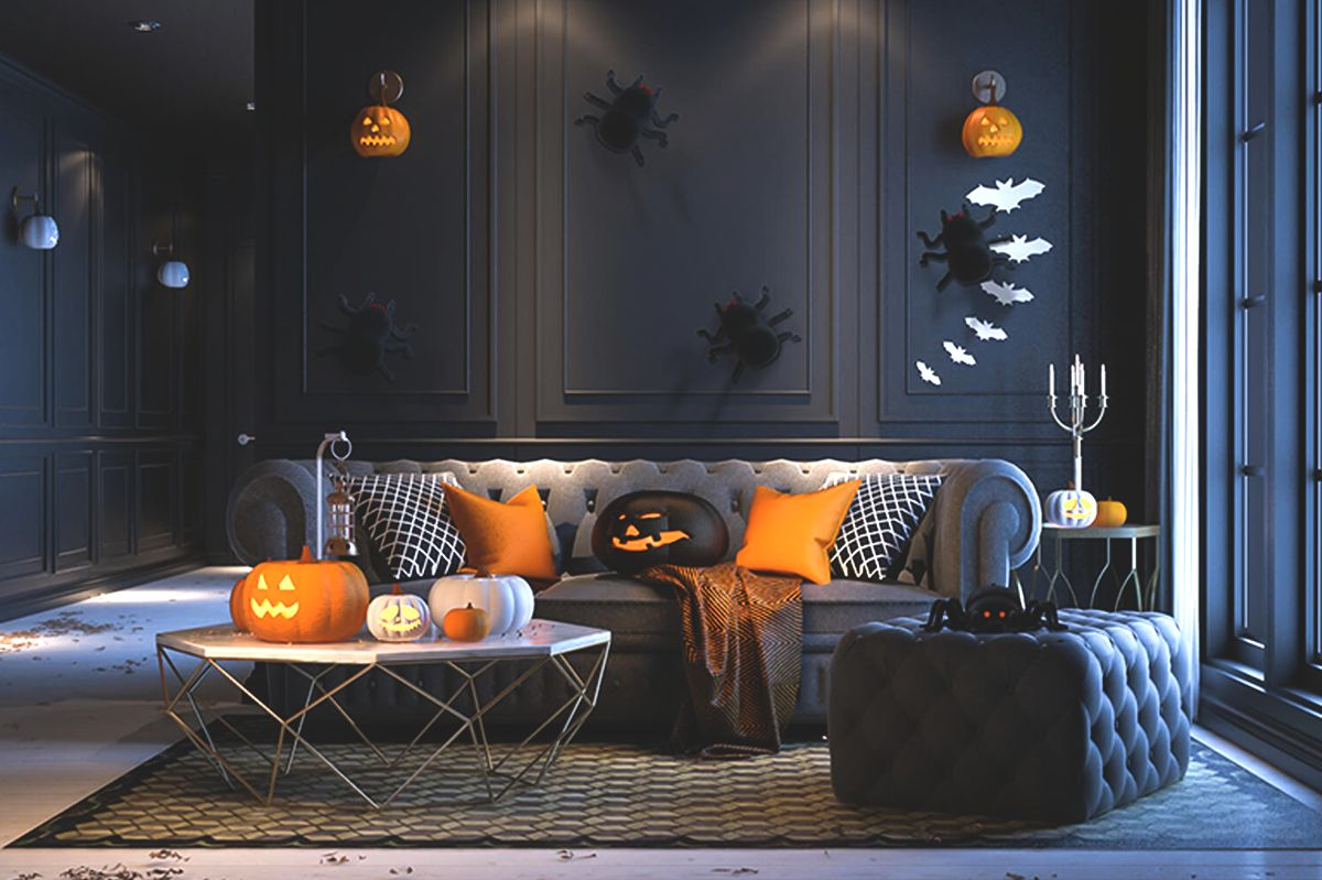 Decora tu casa: Halloween Edition