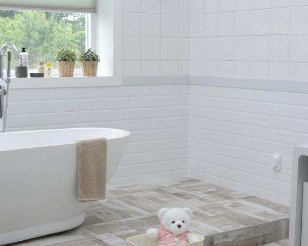 """Renovar le baño """"casi"""" sin obras"""
