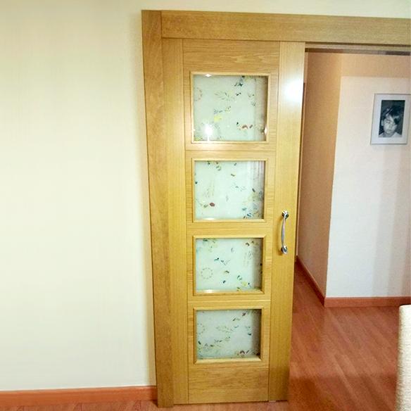 Diseño Y Montaje Puertas De Madera Mi Carpintería Murcia